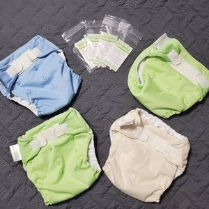 Bum Genius Fixer Upper Cloth Diapers